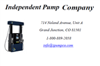 Independent Pump Co